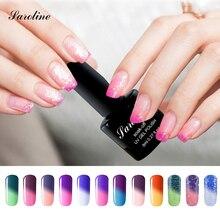Chameleon UV Gel Temperture lucky Color Change Nail Gel Polish UV LED Soak off 1pcs Verins