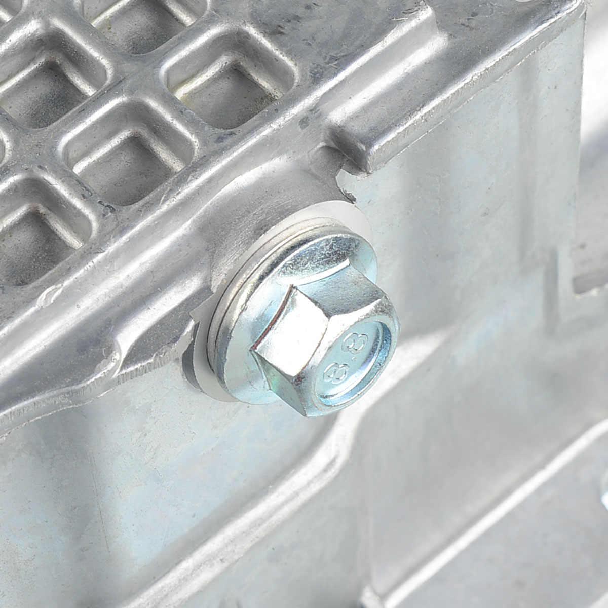 engine oil pan for ford escape cougar mariner mazda 6 mpv tribute v6 2 5l 3 0 [ 1200 x 1200 Pixel ]