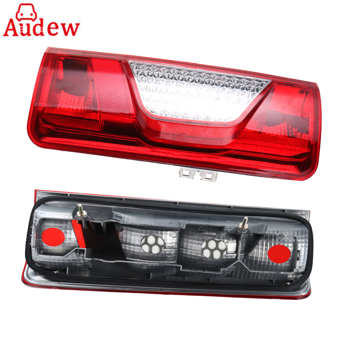 1Pcs Right/Left Car Tail Lamp Light Lens Replacement For Ford Transit/Connect 2009-2014