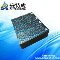 64 порта GSM модемный пул q24plus с 850/900/1800/1900 мГц