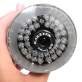 Eazzy BC-681H Bulb CCTV Security DVR Camera with Motion Dection Night Vision Circular Storage