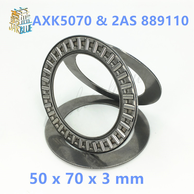 AXK5578 1 PCS Thrust Needle Roller Bearing with Washers 55x78x5 mm