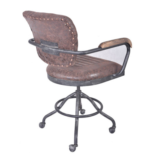 Executive Swivel Chairs Home Office Computer Desk Chairs Task Chair Leather Pu Bar Chairs