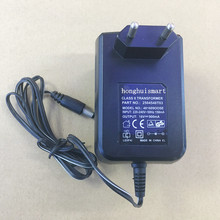 Honghuismart את מתאם מתח ac האיחוד האירופי plug של מטען עבור motorola gp3188, gp328, gp338, gp340, gp360, cp040, ep450 וכו ווקי טוקי