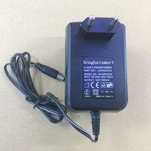 Honghuismart o adaptador de alimentação ac plugue da ue do carregador para motorola gp3188, gp328, gp338, gp340, gp360, cp040, ep450 etc walkie talkie