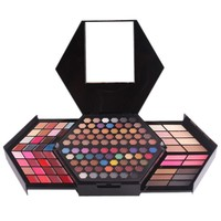 Professional Makeup Kit Shimmer Eyeshadow Palette And Matte Color Highlighter Powder For Face Concealer Blush Newest