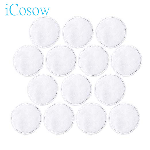iCosow 1pcs Disposable Thin Section Makeup Wipes Cotton Pads Remover Soft Cosmetic Face Cleansing Facial Care