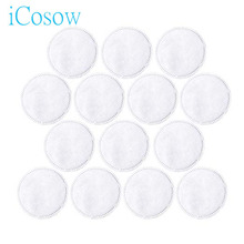 iCosow 1pcs Disposable Thin Section Makeup Wipes Cotton Pads Makeup Remover Pads Soft Pads Cosmetic Face Cleansing Facial Care цены