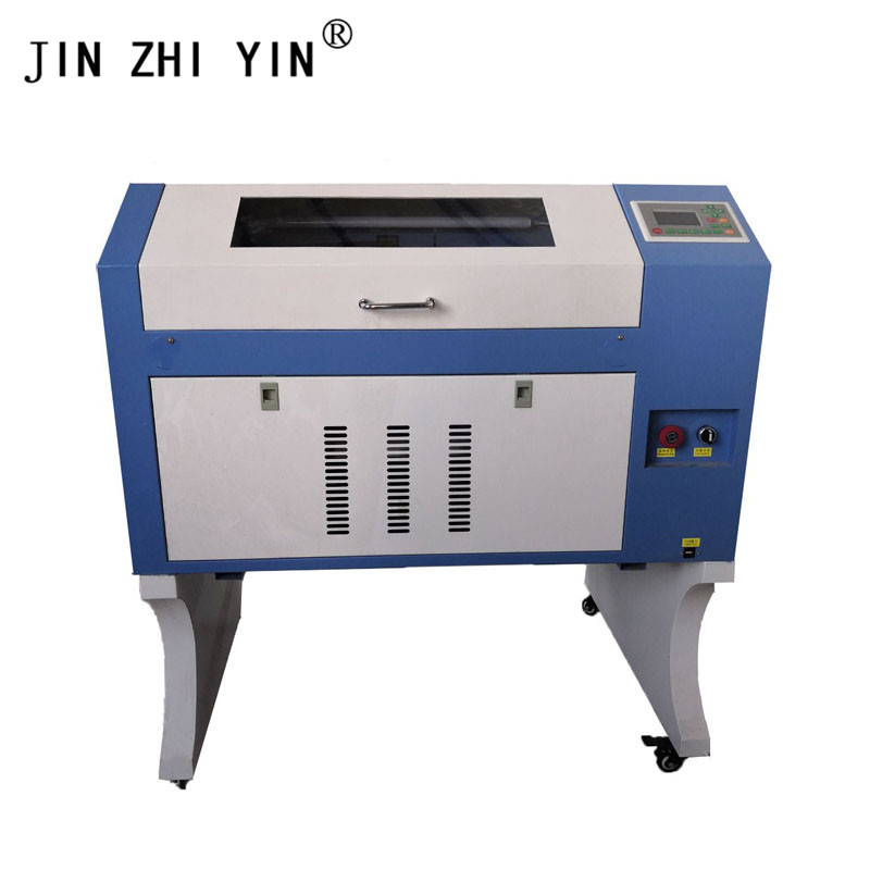 4060 Acrylic Laser Cutting And Engraving Machine 100W With Ruida Controller Laser Engraver For Nonmetal