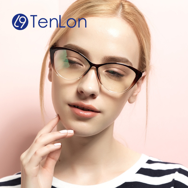 designer fashion glasses  Aliexpress.com : Buy fashion cat style glasses frame for women ...