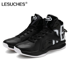 Men Basketball Sneakers Sport Shoes Men Basketball Shoes Zapatillas Basquetbol Basket Homme High-Tech Anti-Skid Plus 39-46 A32(China)