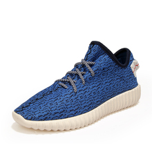 New Nice Fashion Flat Shoes Chaussures Homme MIXED COLORS Men Shoes Breathable Mesh Fabric Sport Casual Shoes Pop Pop