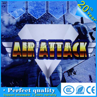 Jamma Arcade Game Pandora 56IN1 AIR ATTACK The King of Air Pandora's Box 56 in 1 jamma boards accesorios only support led