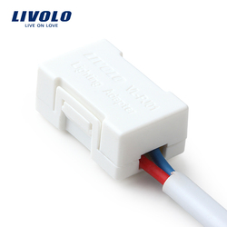 Free shipping livolo lighting adapter the saviour of the low wattage led lamp white plastic materials.jpg 250x250