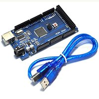 Mega 2560 R3 Mega2560 REV3 ATmega2560 16AU CH340G Board ON USB Cable Compatible For Arduino With