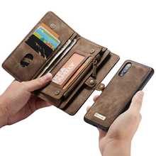 Purse Wristlet Phone case For Samsung Galaxy M A 20 e A30 40 50 A51 A70 21 s A71 A80 90 coque Luxury Leather Funda Cover Shell