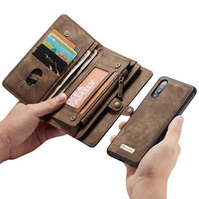 Чехол кошелек с ремешком на руку для телефона Samsung Galaxy M A 20 e A30 40 50 A51 A70 21 s A71 A80 90