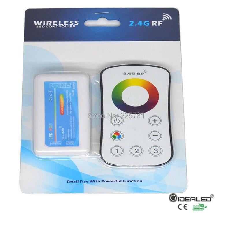 DIY hem RGB leddslampa för 5050 300LEDs 5m RGB-striplampor + Mini - LED-belysning - Foto 2