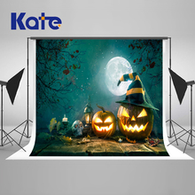 Kate 10x10ft  Night Halloween Photography Backdrops Children Backgrounds For Photography Moon Backgrounds For Photo Studio kate photography backdrops smart watch wearable devices green screen chromakey backgrounds for photo studio