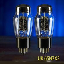 2 шт. Psvane UK-6SN7(6N8P, 6SN7-T, CV181-Z, CV181-T) HIFI аудио вакуумные трубки совпадающая пара