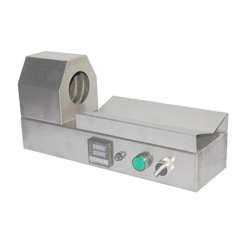PVC cső zsugorodó gép palack fedele hüvely zsugorodó gép - Elektromos kéziszerszámok - Fénykép 2
