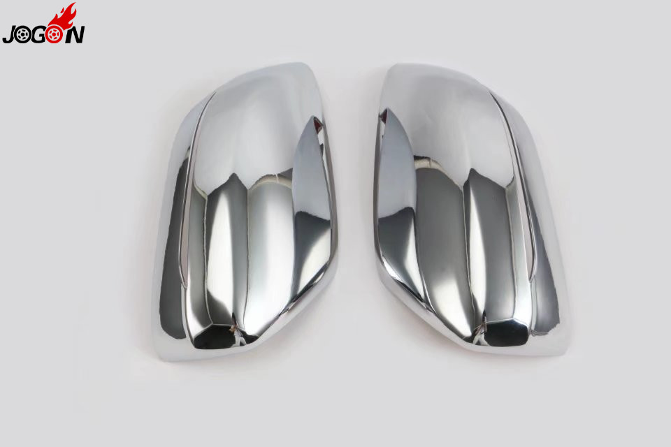 2pcs/set ABS Chrome Rear View Rearview Mirror Cover Trim For BMW 5 Series G30 G31 2017 Gloss Silver2pcs/set ABS Chrome Rear View Rearview Mirror Cover Trim For BMW 5 Series G30 G31 2017 Gloss Silver