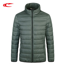 SAIQI 2017 Autumn Winter Duck Down Jacket Ultra Light Men 80% Coat Waterproof Down Parkas Collar outerwear coat 0913