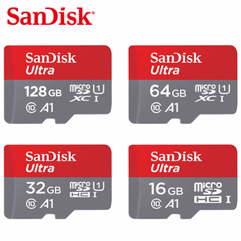 SanDisk Micro SD Card 128GB 64GB 32GB 16...