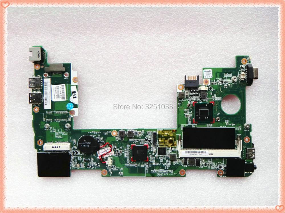 630966 001 for HP MINI 110 NETBOOK MINI 210 laptop motherboard for HP mini 110 N455 DDR3 Full Tested