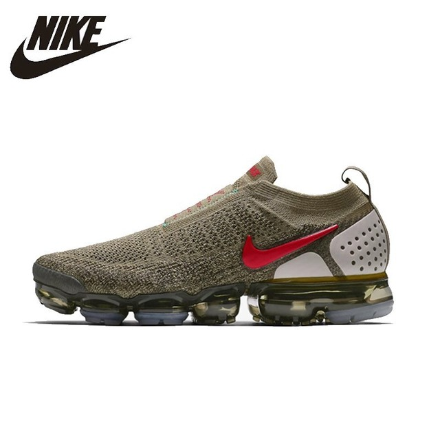 6d329a77e7e0 NIKE Air VaporMax FK Moc 2 Mens And Womens Running Shoes Super Light  Support Sports Sneakers
