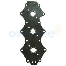 OVERSEE 6H3 11193 00 00 GASKET head cover For 60HP Yamaha outboard engine Motor 60HP 70HP