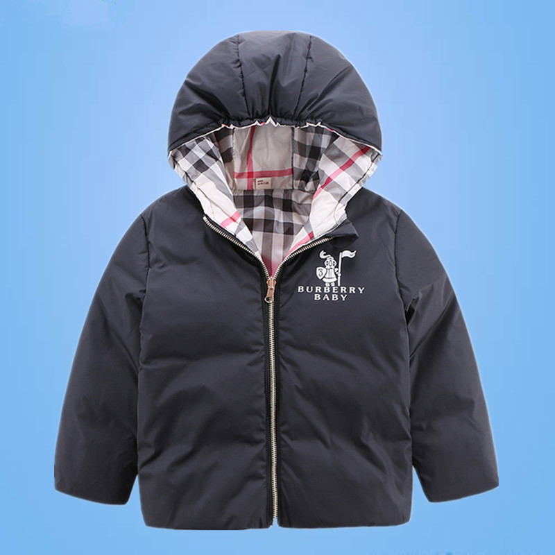 New Children 'S Down Jacket Boys And Girls Hooded Down Thick Coat Down Jacket SCMW1430 uninice children s winter thick down jacket boys down jacket duck down kid s wear coat casual hooded down jacket