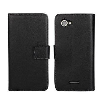 Чехол-бумажник для Sony Xperia L, кожаный чехол-книжка, мобильный телефон, аксессуары, кошелек, Чехлы, чехол для Sony XperiaL C2105