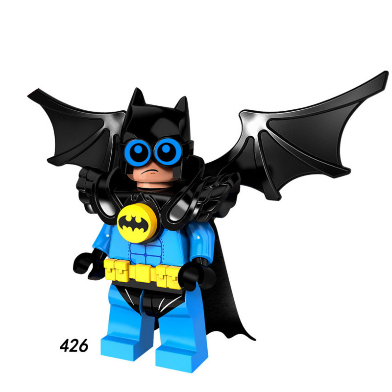 Blocks Single Sale Super Heroes Star Wars Nightmare Batman 011 Model Building Blocks Figure Bricks Toys Gifts Compatible Legoed Ninjaed