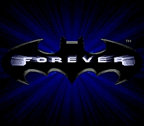 Batman Forever 16 bit MD card with Retail box for Sega MegaDrive Video Game console system 1