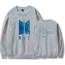 BTS Galaxy Crewnecks