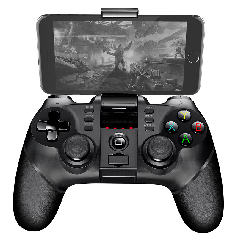 iPega PG-9077 Bluetooth Joystick Gamepad V4.2 Wireless Game Controller with TURBO Function for Android/ Windows Tablet PC