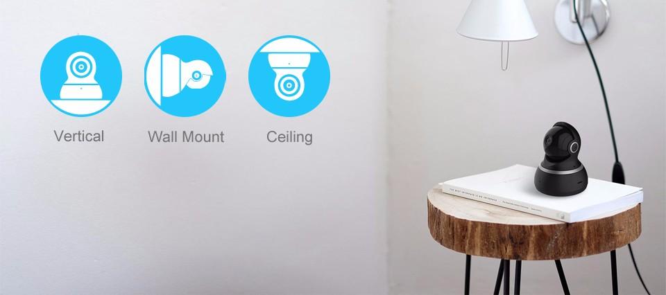 1080P Xiaomi YI Dome Home Camera (9)