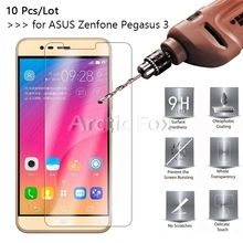 10 Pcs/Lot 2.5D 0.26mm 9H Tempered Glass For ASUS Zenfone Pegasus 3 X008 5.2 Screen protective film