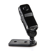 MD80 Mini DV Camcorder DVR Video Camera Webcam Support HD Cam Sports Helmet Bike Motorbike Camera