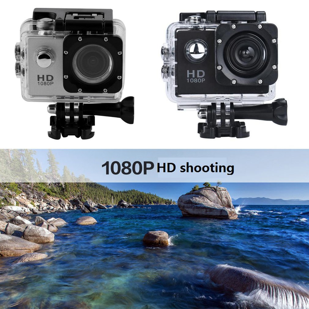 HTB1ifGseLWG3KVjSZPcq6zkbXXaf G22 1080P HD Shooting Waterproof Digital Video Camera COMS Sensor Wide Angle Lens Camera For Swimming Diving