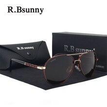 Новинка; Лидер продаж брендовые дизайнерские Алюминий Магний Поляризованные Защита от солнца Очки вождения мужской моды Óculos мужские солнцезащитные очки