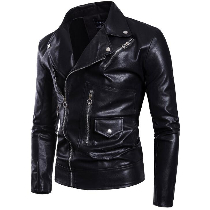 Lower Price with 2019 New Winter Men Genuine Leather Jacket Slim Fit Waterproof Warm Male Jackets Coats High Quality Motorcycle Hip Hop Clothing Extremely Efficient In Preserving Heat