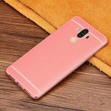 Huawei Mate Rose Plating Phone Case