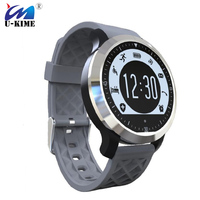 F69 Smart Watch Sport Outdoor IP68 Professional Waterproof Round Call Message Reminder Smartwatch Android IOS Magnetic