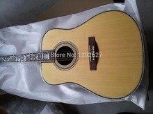 Dies ist ein Akustische gitarre sie können maßgeschneiderte es und freies schiff werden sie sehr wie es