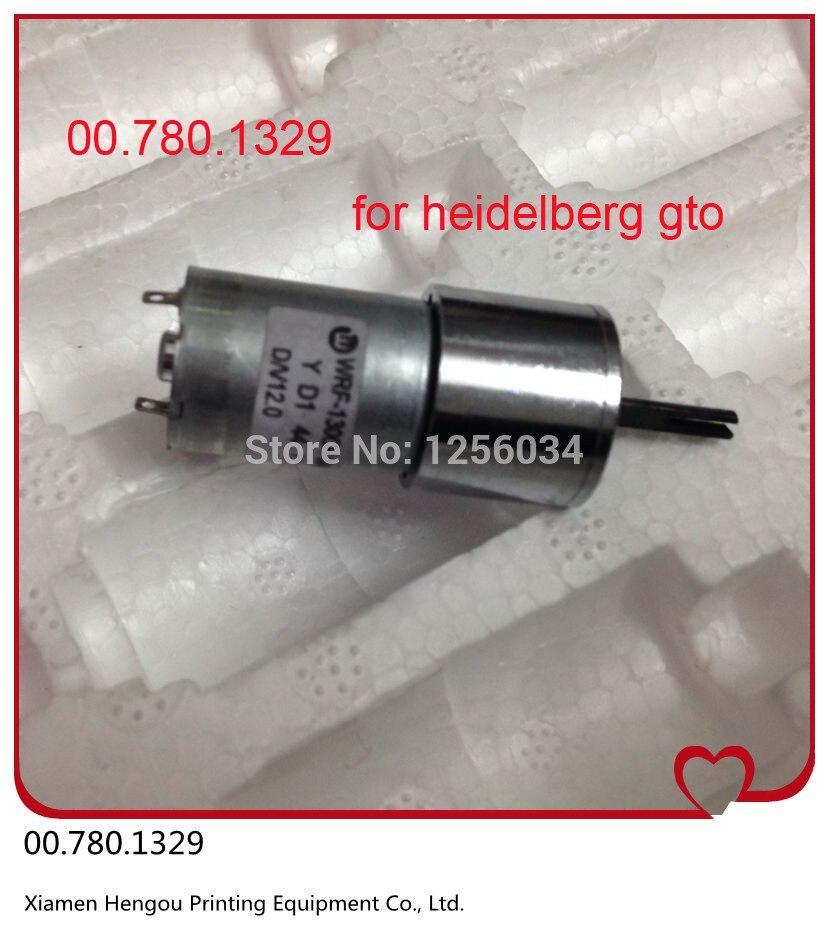 1 piece Hengoucn printing motor 00 780 1329