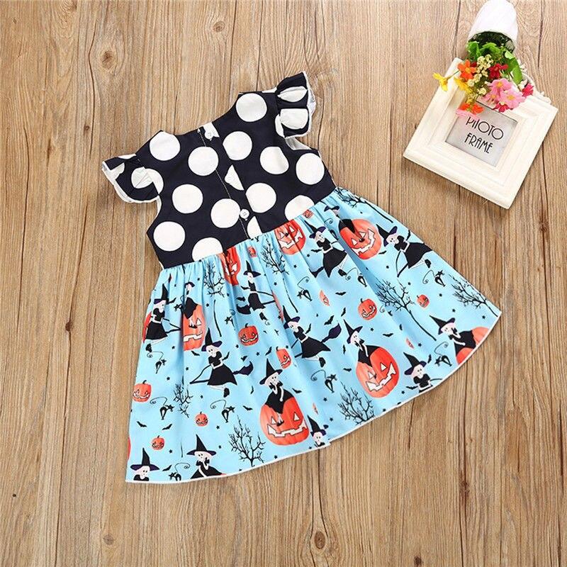 Toddler-Baby-Girls-Princess-Dress-Pumpkin-Blue-Round-Neck-Summer-Costume-Kids-Party-Pageant-Girl-Holiday-Halloween-Dresses-2