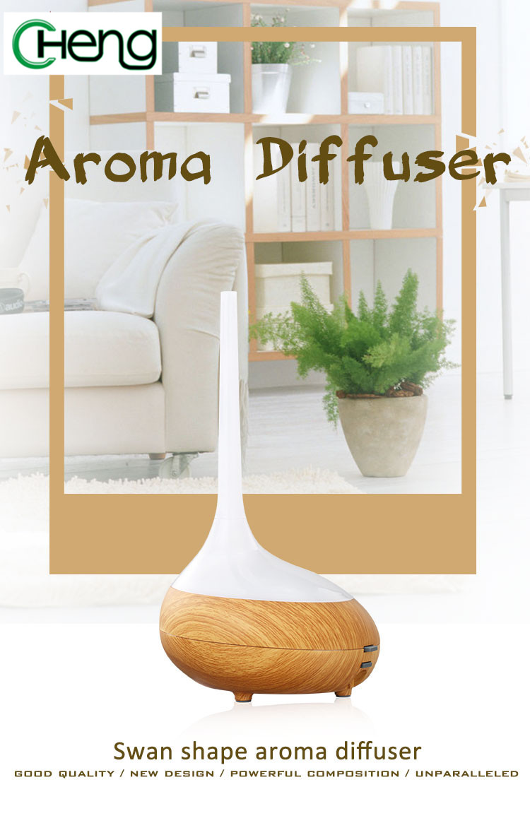 New Hot Sale portable Aroma Humidifier Aromatherapy Humidifiers Air Purifier  Wooden Ultrasonic Humidifier for household Office 220v bear brand ultrasonic aromatherapy 4l ultra quiet air humidifiers for home office air purifier humidifier jsq a40a2