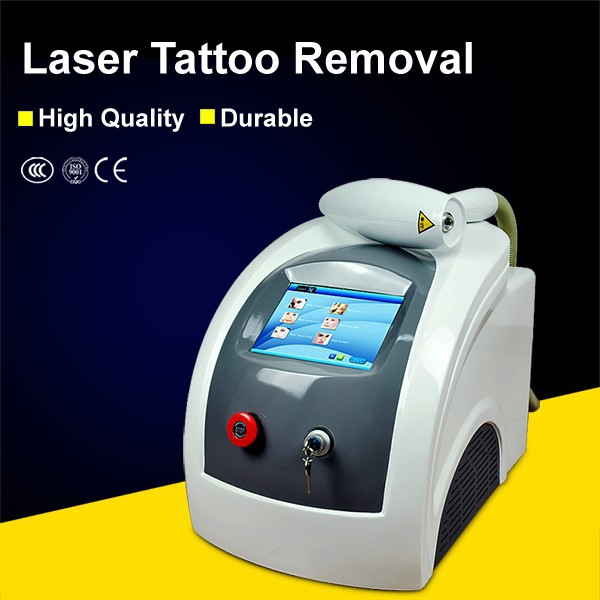 2019 Professional Good Sale! Nd Yag Q-switched Price Rejuvi Tattoo Removal Equipment CE/DHL